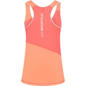 La Sportiva Drift Débardeur Femme, hibiscus/flamingo